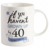 Transomnia - If you haven't grown up -  40 mug
